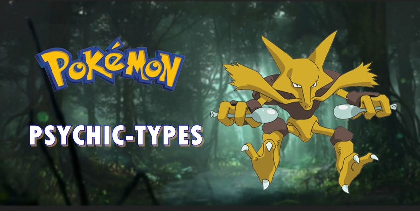 Here are Some of the Best Psychic-type Pokemon You Shouldn't Miss Out -  Optic Flux